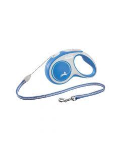 Flexi New Comfort S uže 5 m plava