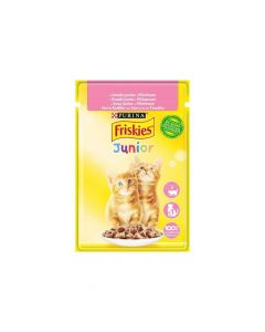 Friskies Junior Cat piletina u umaku 85 g