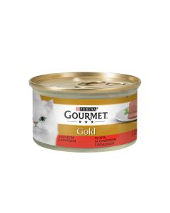 Gourmet Gold govedina 85 g