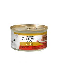 Gourmet Gold savoury cake govedina i rajčica 85 g