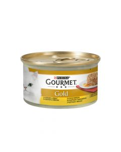 Gourmet Gold savoury cake piletina&mrkva 85 g