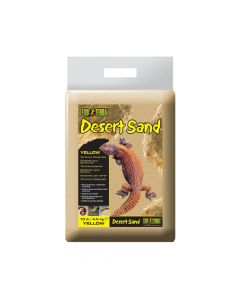 HA Exo Terra Pijesak za terarije žuti 4,5 kg