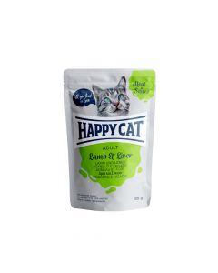Happy Cat Janjetina i jetrica u umaku 85 g  vrećica