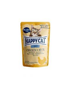 Happy Cat Piletina i patka 85 g  vrećica