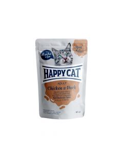 Happy Cat Piletina i patka u umaku 85 g vrećica