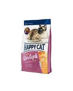 Happy Cat Supreme Adult Sterilised Losos 10 kg