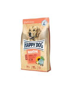 Happy Dog NaturCroq Adult Losos i riža 12 kg