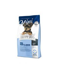 Happy Dog Supreme Baby i junior mini 8 kg