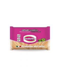 Inodorina Sensitive Milk Protein vlažne maramice, 40 komada