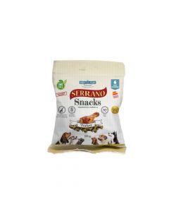 Mediterranean Natural poslastica za pse Serrano Gluten-free puretina 100 g