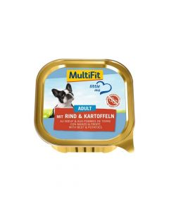 MultiFit Adult govedina i krumpir 150 g ALU-pak