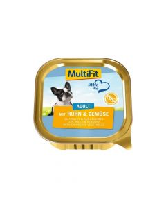 MultiFit Adult piletina i povrće 150 g ALU-pak