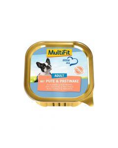 MultiFit Adult puretina i pastrnak 150 g ALU-pak