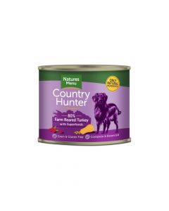 Natures Menu Country Hunter puretina i brusnica, konzerva 600 g