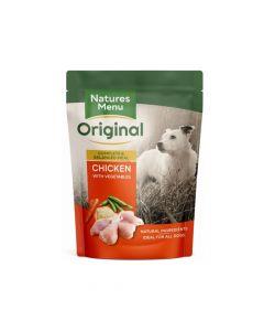 Natures Menu Dog Adult piletina i povrće, 300 g vrećica
