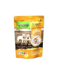 Natures Menu Dog Adult puretina i piletina, vrećica 300 g