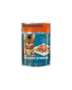 Premiere Cat Tender Stripes puretina 85 g vrećica