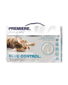 Premiere White sensation pijesak za mačke, 12 l