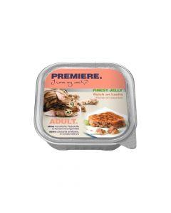 Premiere Cat Adult Finest losos u želeu 100 g ALU-pak