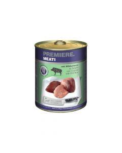 Premiere Meati divlja svinja, konzerva 800g