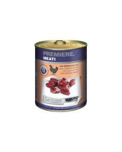 Premiere Meati pileća srca, konzerva 800g