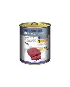 Premiere Meati Sensitive konjetina i krumpir, konzerva 800g