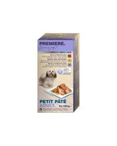 Premiere Petit Pate Multipack 6x150 g