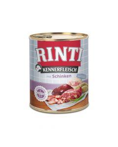 Rinti Kennerfleisch šunka 800 g, konzerva