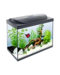 Tetra akvarij Starter Line LED crni 80 l