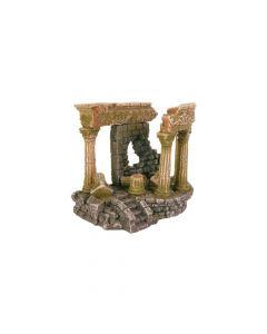 Trixie ukras za akvarije rimske ruševine, 13 cm