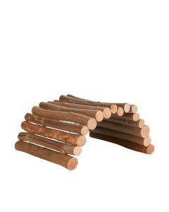 Trixie drveni most za glodavce, fleksibilan 22x10 cm