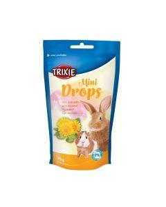 Trixie poslastica za glodavce Mini drops maslačak 75 g