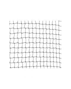 Trixie zaštitna mreža za prozor s utorima crna, 3x2 m