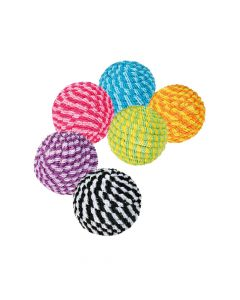 Trixie igračka za mačke Lopte spiralne 4,5 cm