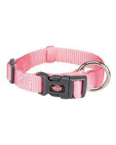 Trixie ogrlica Premium XS-S 22-35 cm/10 mm svijetlo ružičasta