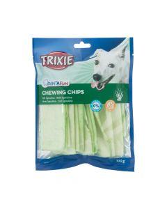 Trixie poslastica za pse Dentafun Chips light sa spirulinom 100 g