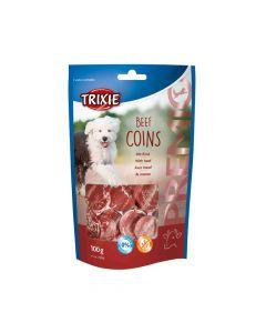 Trixie poslastica za pse Premio Beef Coins 100 g