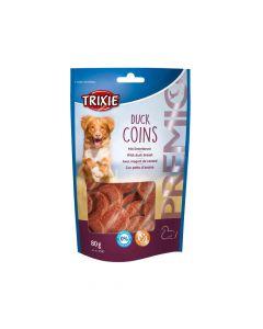 Trixie poslastica za pse Premio Duck Coins 80 g