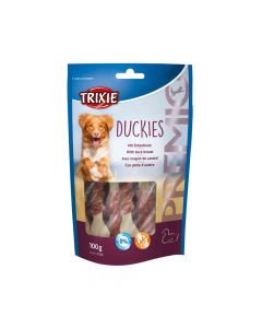 Trixie poslastica za pse Premio Duckies light 100 g