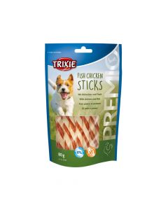 Trixie poslastica za pse Premio Fish Chicken sticks 80 g