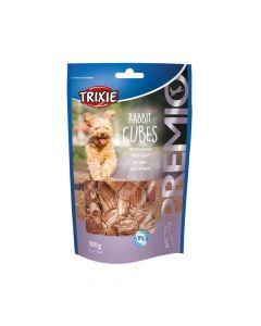 Trixie poslastica za pse Premio Rabbit Cubes 100 g