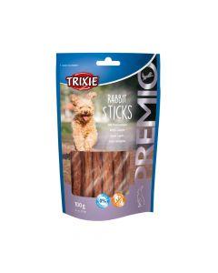 Trixie poslastica za pse Premio Rabbit Sticks 100 g