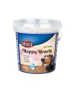 Trixie poslastica za pse Snack Happy hearts 500 g