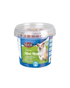 Trixie poslastica za pse Trainer Snack Mini hearts 200 g