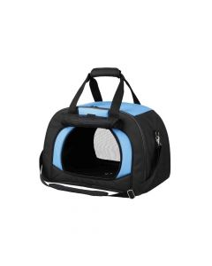 Trixie torba/nosiljka za pse Kilian 31x32x48 cm plavo/crna