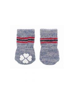 Trixie čarape protiv klizanja za pse M-L