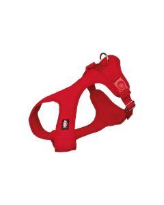 Trixie oprsnica za pse Soft XXS-XS 28-40 cm/15 mm crvena