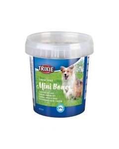 Trixie poslastica za pse Trainer Snack Mini bones 500 g