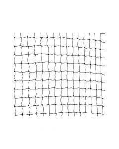 Trixie zaštitna mreža za prozor s utorima crna, 8x3 m