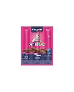 Vitakraft poslastica za mačke Cat Stick bakalar i tuna, 18 g
